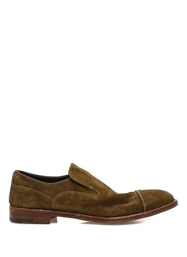 Alberto Fasciani Ayakkabı Haki
